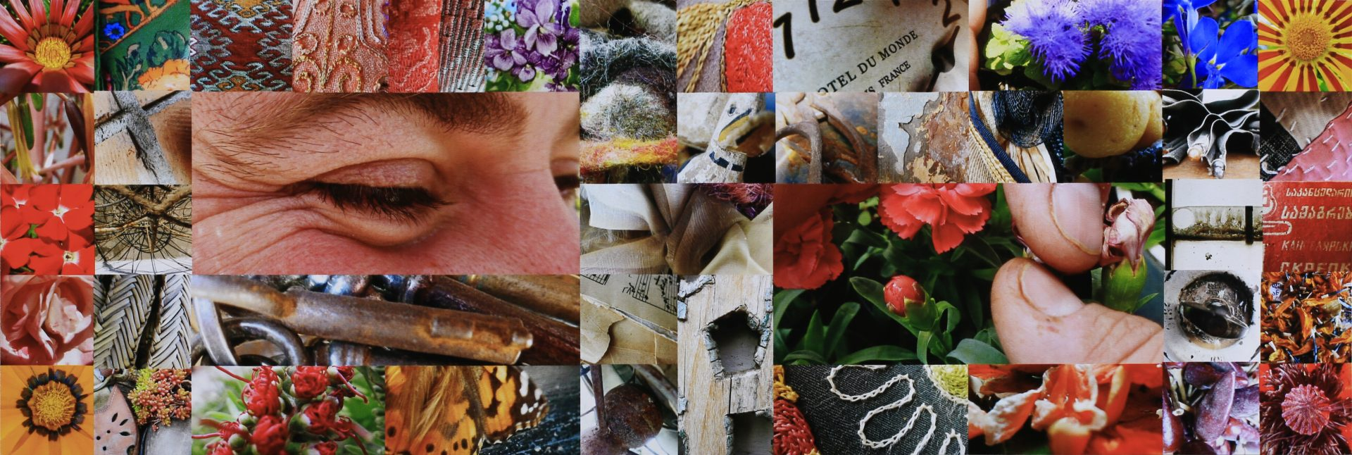 """Zurab"" - Tiflis 2013 -100 x 300 cm - Premium-Posterdruck"